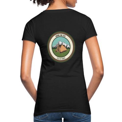 Sola 20 Camping WM - Frauen Bio-T-Shirt