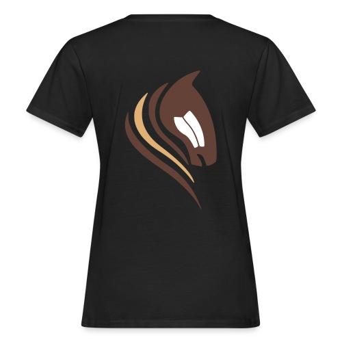 logo Zahn - Frauen Bio-T-Shirt