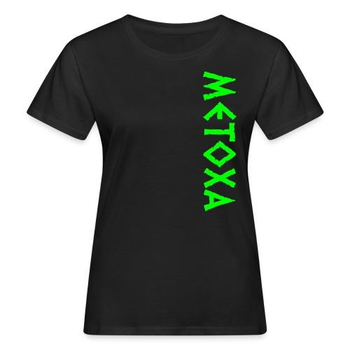 metoxa - Frauen Bio-T-Shirt