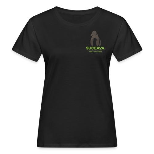 suc logo 300dpi - Frauen Bio-T-Shirt