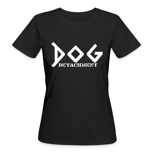 Dog Detachment Logo - Frauen Bio-T-Shirt