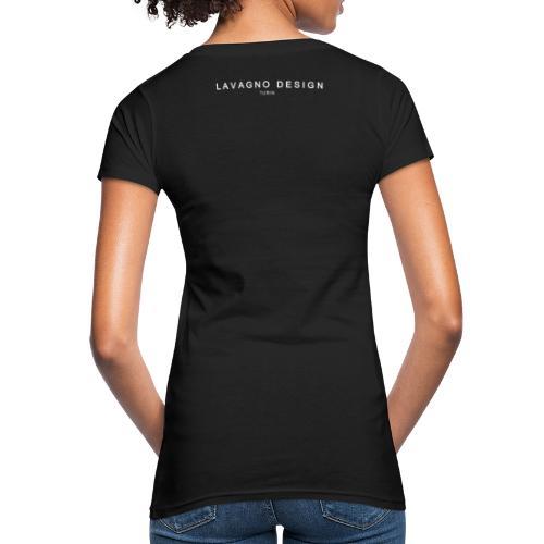 LAVAGNO DESIGN TURIN - T-shirt ecologica da donna