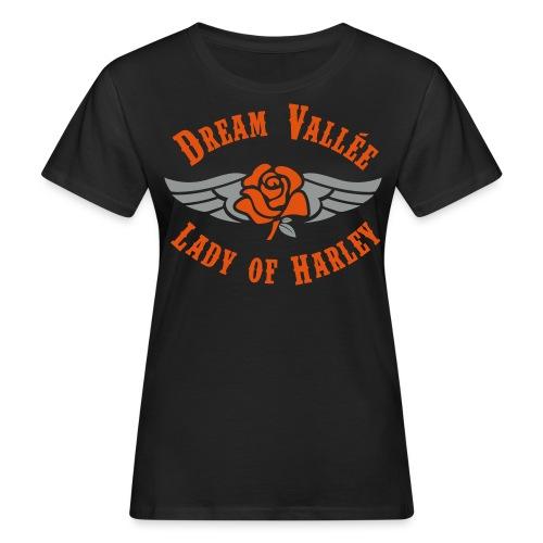 NEW-LOGO-DVCF-2 - T-shirt bio Femme