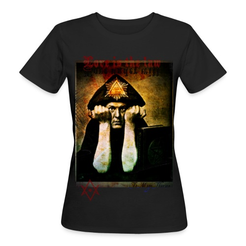 Crowley - Women's Organic T-Shirt