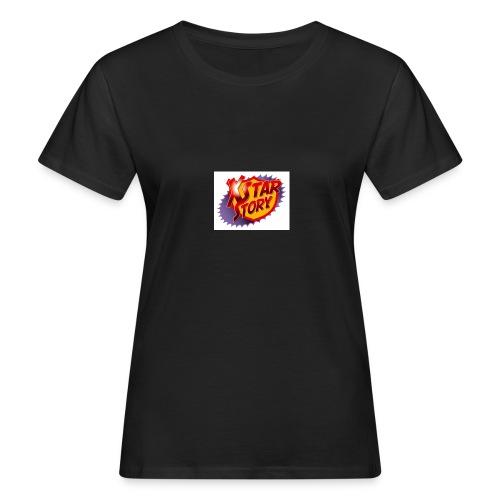 xstarstoryok - T-shirt bio Femme