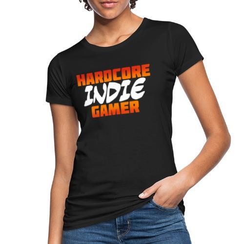 H_rdcore Indie Gamer - Frauen Bio-T-Shirt