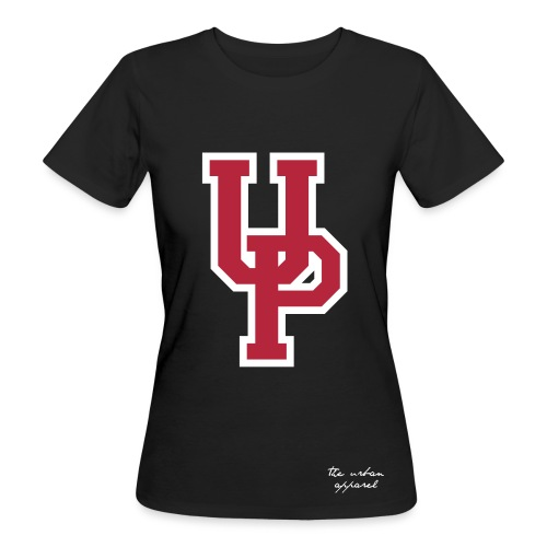UP College - T-shirt ecologica da donna