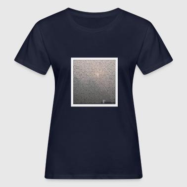 Sonnenaufgang mit π - Frauen Bio-T-Shirt