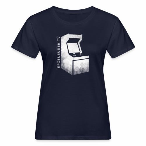 ENDLOGO sprenkelig Logo schrift png - Frauen Bio-T-Shirt