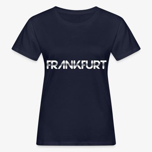 Metalkid Frankfurt - Frauen Bio-T-Shirt