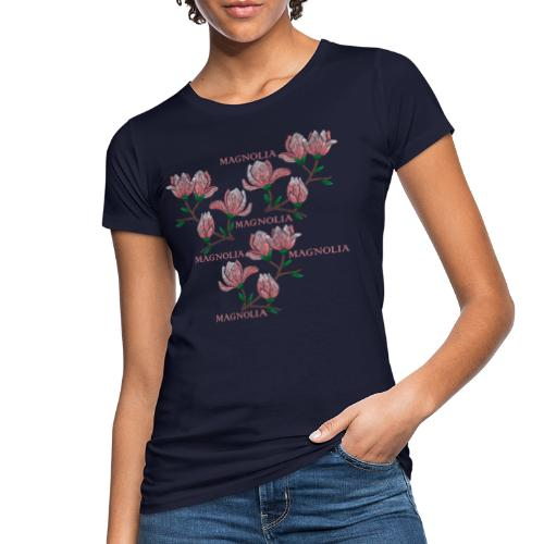 Magnolia - Dam - Women's Organic T-Shirt