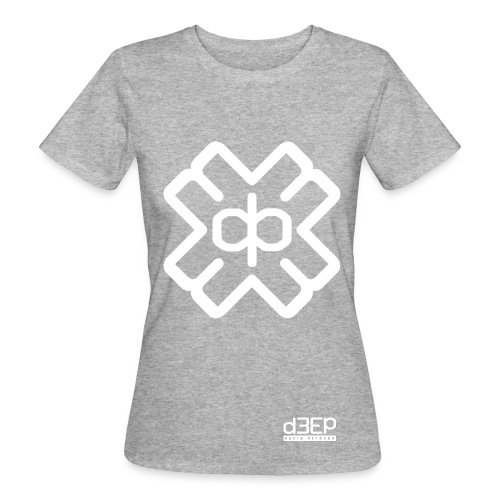 July D3EP Blue Tee - Women's Organic T-Shirt