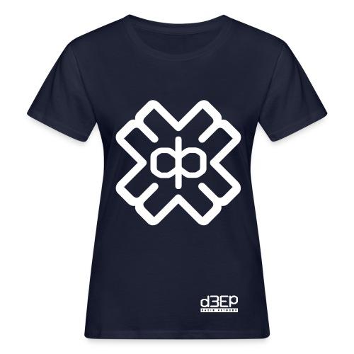 July D3EP Blue Tee - Women's Organic T-Shirt