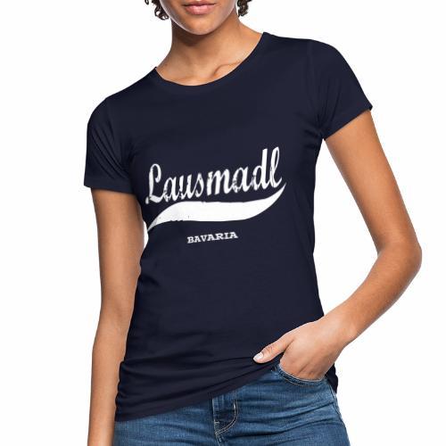 LAUSMADL BAVARIA - Frauen Bio-T-Shirt