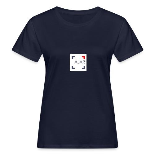 AJAR Logo - T-shirt bio Femme