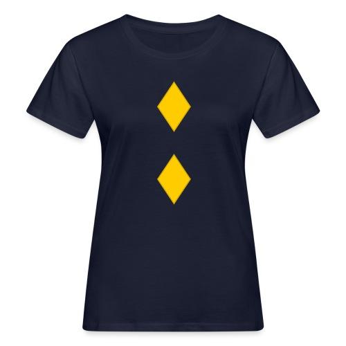 Upseerikokelas - Naisten luonnonmukainen t-paita