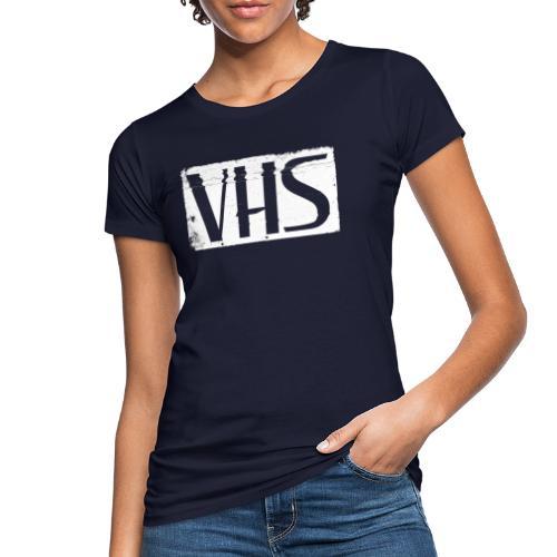 VHS WHITE LABEL - Naisten luonnonmukainen t-paita