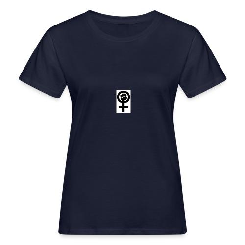 Feminism - Ekologisk T-shirt dam
