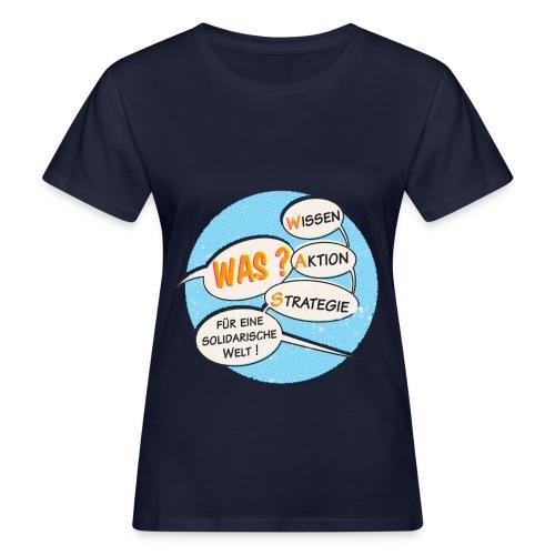 soak-15 - Frauen Bio-T-Shirt