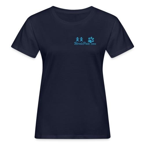WerdePate Black White - Frauen Bio-T-Shirt