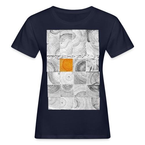 Cubes de Bois - T-shirt bio Femme