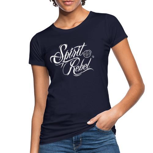 Spirit-Rebel® Classic Pascal Voggenhuber - Frauen Bio-T-Shirt
