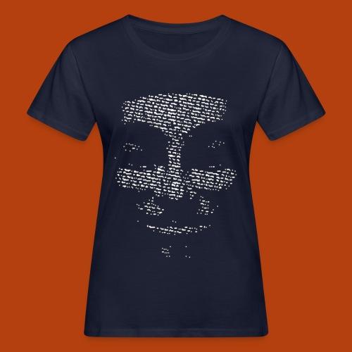 Anonymous - T-shirt bio Femme