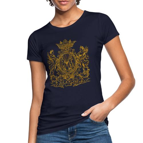 Peace and prosperity coat of arms - Camiseta ecológica mujer