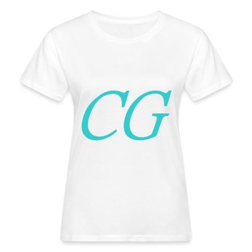 CG - T-shirt bio Femme