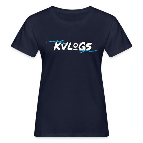 K Vlogs - Vrouwen Bio-T-shirt