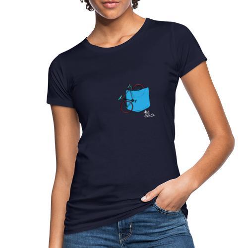 Fahrrad Taschen II - Frauen Bio-T-Shirt