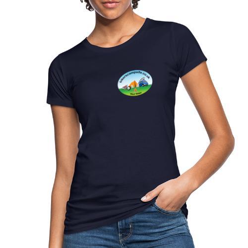 bikerscampsite WW - Women's Organic T-Shirt