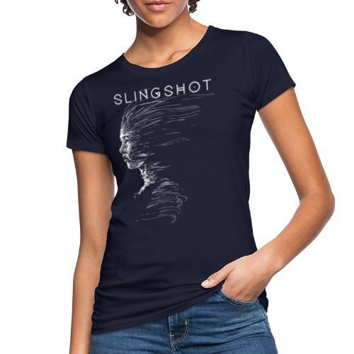 Slingshot with title - Women's Organic T-Shirt