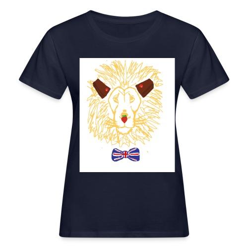 leon4 4 73 - T-shirt bio Femme