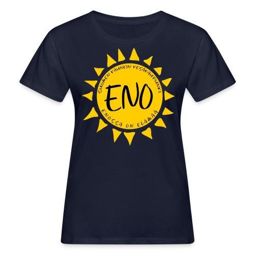 Suomen Kaunein Kesäkaupunki - ENO - Naisten luonnonmukainen t-paita