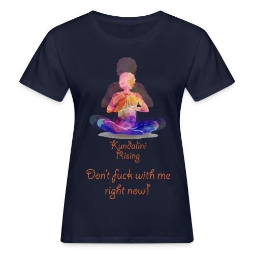 Kundalini Rising - Women's Organic T-Shirt