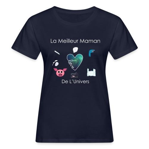 Tee Shirt MAMAN - T-shirt bio Femme