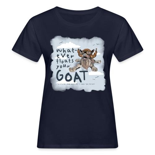 #2 - Sky Dive - Women's Organic T-Shirt