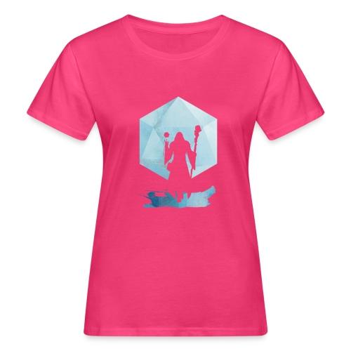 Legendaarinen Mage - Dungeons and Dragons d20 - Naisten luonnonmukainen t-paita