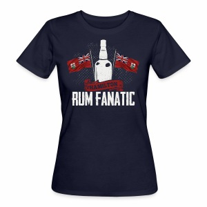 T-shirt Rum Fanatic - Hamilton, Bermuda - Ekologiczna koszulka damska