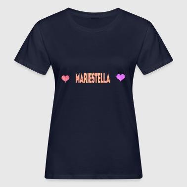 Marie Stella - T-shirt bio Femme