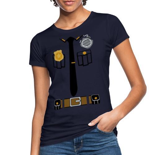 Police Patrol Costume - Women's Organic T-Shirt