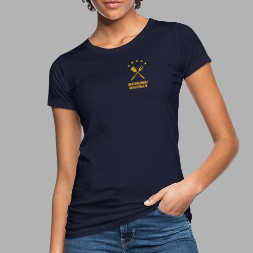 EU Bratenschutz-Beauftragte - Frauen Bio-T-Shirt