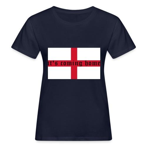 England 21.1 - Frauen Bio-T-Shirt