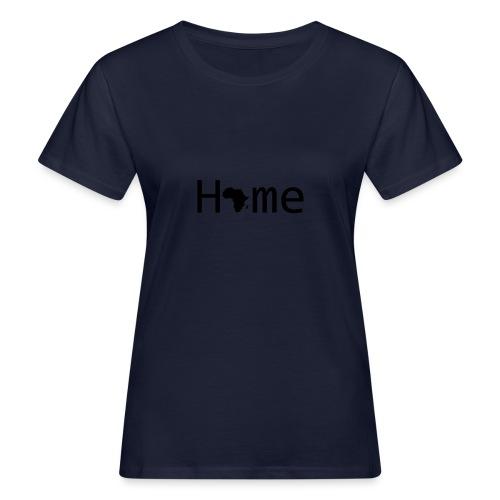 Sweet Home Africa - Frauen Bio-T-Shirt