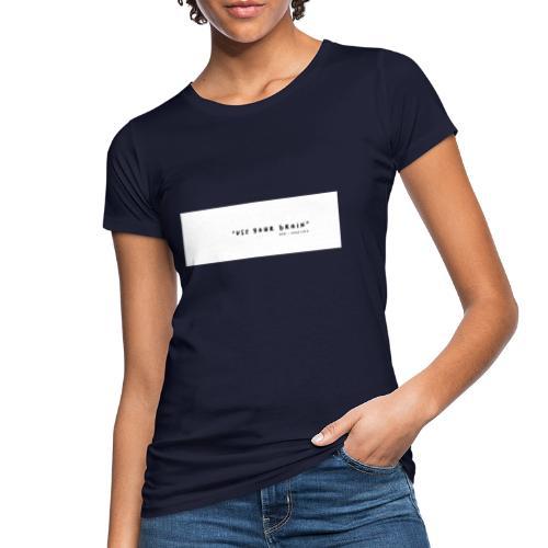 Brain - T-shirt ecologica da donna