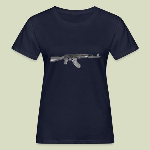 AK - Naisten luonnonmukainen t-paita