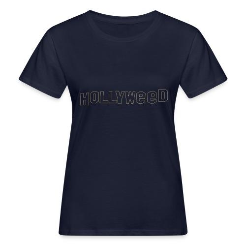 Hollyweed shirt - T-shirt bio Femme