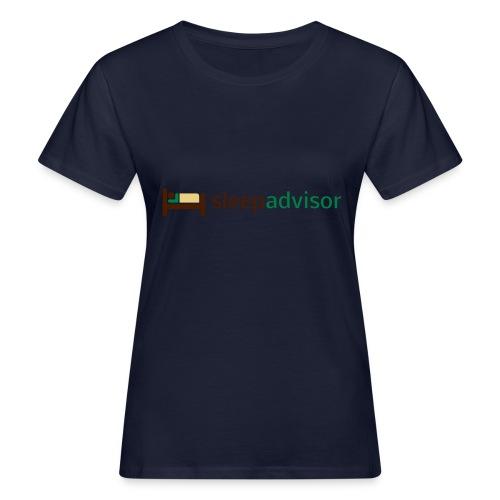 SleepAdvisor - T-shirt ecologica da donna