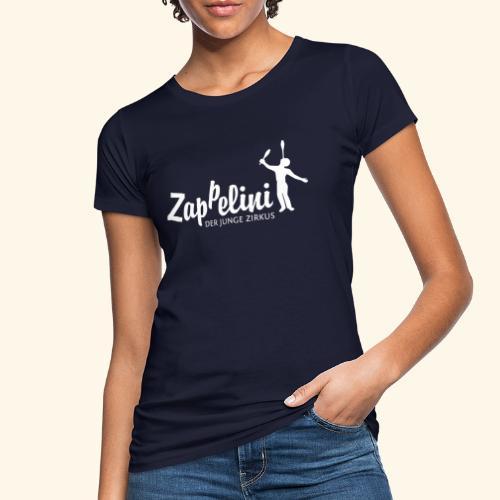 Zappelini mit Text - Frauen Bio-T-Shirt
